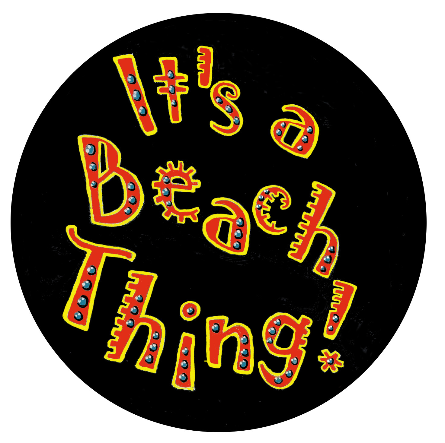 It's a Beach Thing Golf Carts